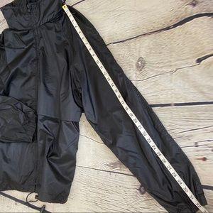 Eddie Bauer Jackets & Coats - Eddie Bauer black raincoat men's breathable hooded